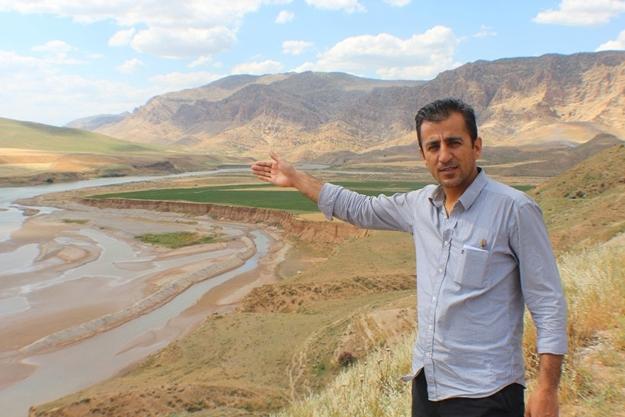 60 yıldır Cizre Kasrik barajı yapılmayı bekliyor