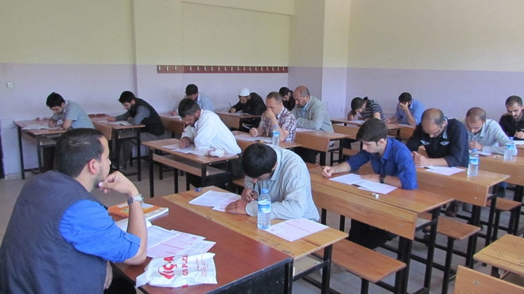 Şanlıurfa'da siyer sınavı heyecanı