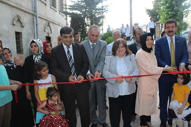 Kadın Kültür Merkezi, yılsonu sergisini açtı