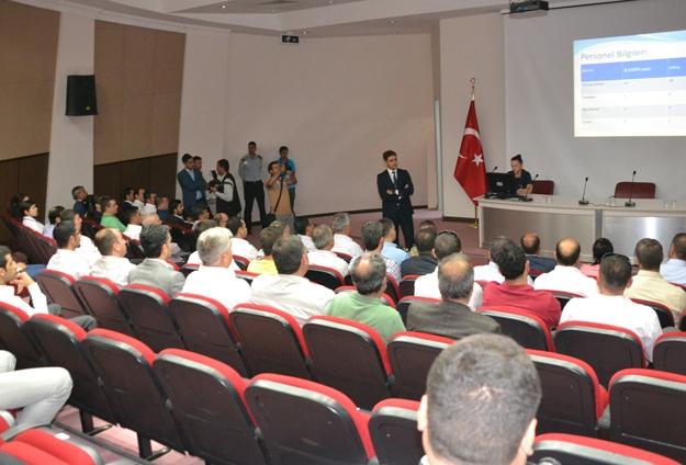 Viranşehir Devlet Hastanesinden bilgilendirme semineri