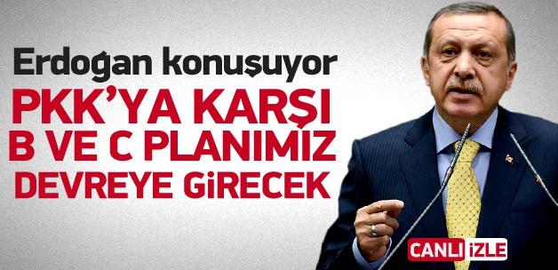 Erdoğan: Gezi yıldönümde avuçlarını yaladılar