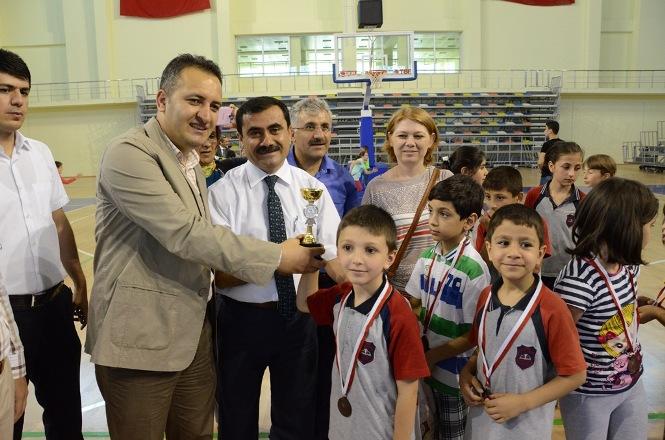 Geleneksel Çocuk Oyunları Şenliğinin Finali Yapıldı
