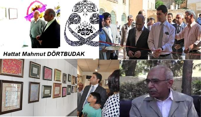 Dörtbudak Hocanın öğrencileri eserlerini sergiliyor