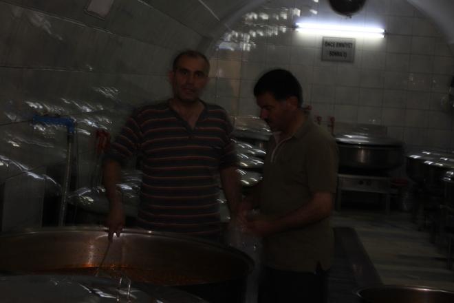 Gönüllü Kuruluşlar Aşevi 7 bin kişiye sıcak yemek verecek