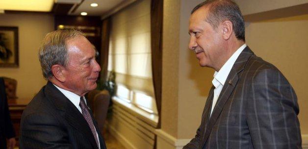 Bloomberg'ten Erdoğan'a: Yaptığınız devrimi dünya ile paylaşın!