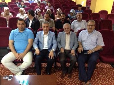 Karaköprü Danışma Meclis Toplantısı yapıldı