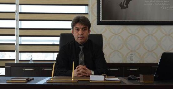 Şanlıurfa Kamu Hastaneleri Birliği Genel Sekreteri Atandı