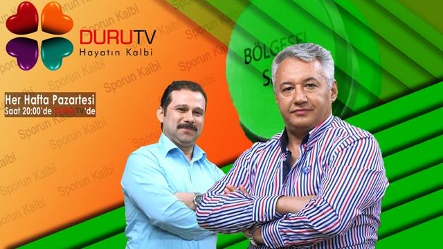 Bölgesel Spor Duru TV'de