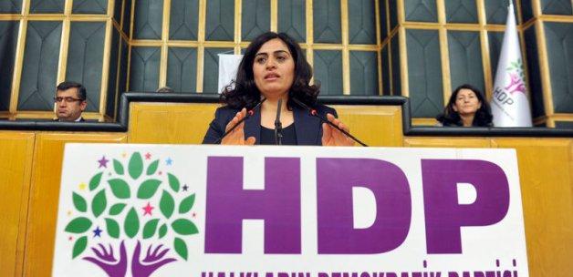 HDP'nin cumhurbaşkanı adayı Figen Üstündağ