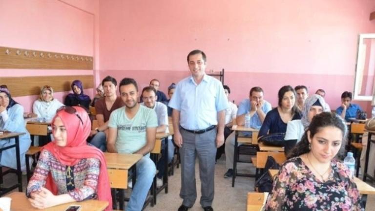 Aday Öğretmen ve Memurlara Eğitim Kursu