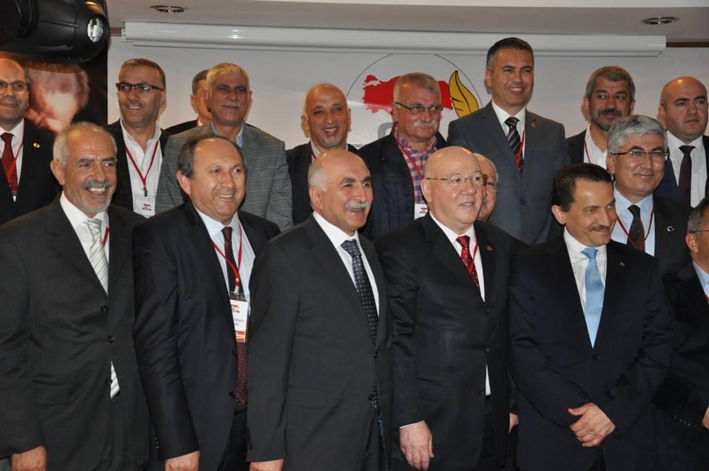 Gazeteciler Konfederasyonu Toplantısı Sonuç Bildirgesi