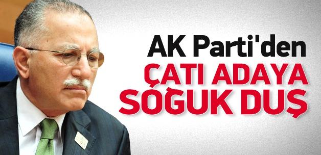 AK Parti'den İhsanoğlu'na soğuk duş