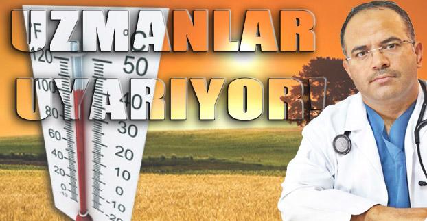 Urfa'da sıcaklık kavuracak!