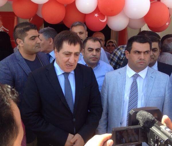 Büyükşehir Belediye Başkan Vekili Çadırcı sergi açılışını yaptı