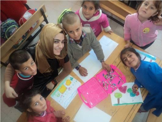 Gönül Köyü, Projesi 1.926 Çocuğa Ulaştı