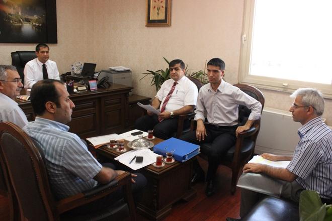 Şehit ve Gazilere iş istihdamı için toplandı