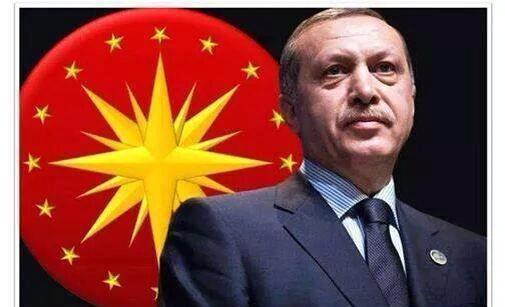 AK Parti Cumhurbaşkanı adayı; Recep Tayyip Erdoğan