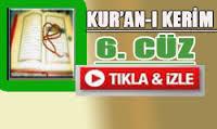 Kur'an'ı Kerim Hatimi 6. Cüz dinle