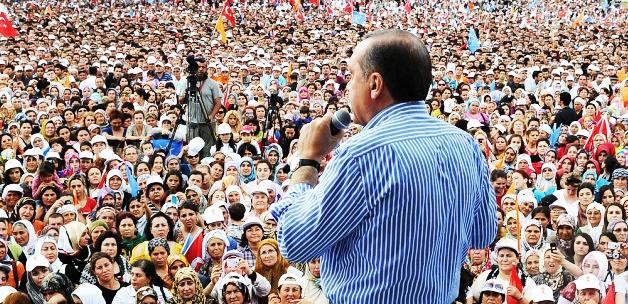 Erdoğan, Atatürk'ün yaptığı gibi yapacak