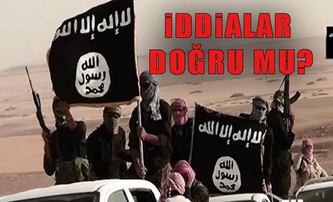 Türkiye IŞİD'e Lojistik destek veriyor mu?