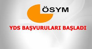 2014 YDS Sınavı başvuruları başladı.