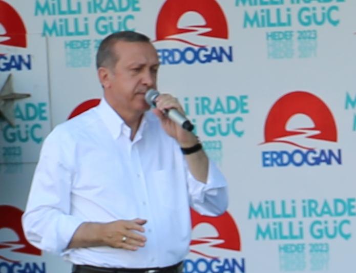 Erdoğan'dan İsrail'e Urfa'dan tepki