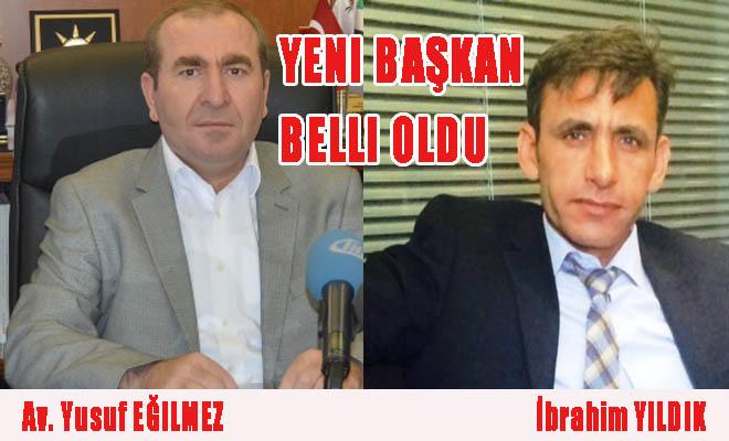 AK Parti Akçakale başkanı belli oldu
