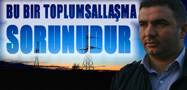 Sosyologlar Şanlıurfa'da elektrik sorununa çare buldu