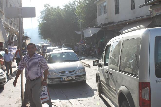 Şanlıurfa'da trafik çilesi bitmiyor