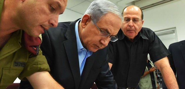 Netanyahu'dan sinirleri zorlayacak açıklama