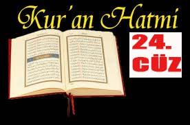 Kur'an-i Kerim Hatmi 23. cüz dinle