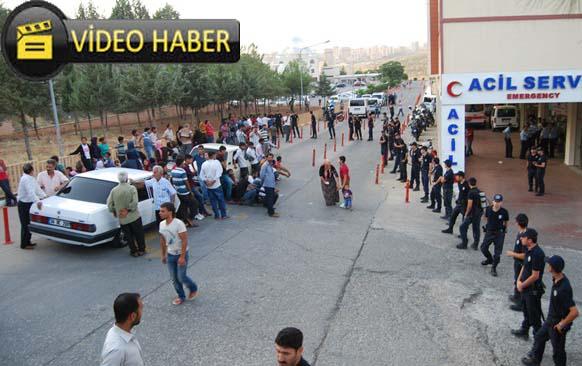 Urfa'da iftarda kan aktı ,1 ölü, 2 yaralı-VİDEO