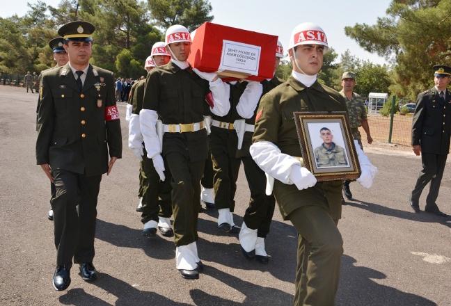 Ceylanpınar'da 2 asker hayatını kaybetti