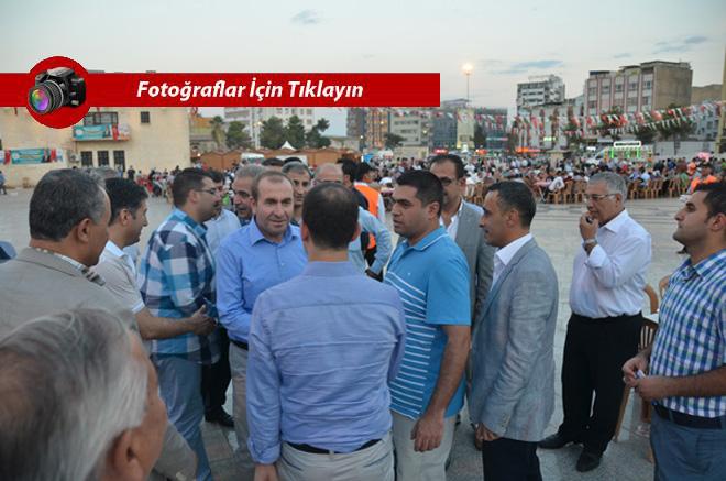 AK Parti Teşkilatları iftarda buluştular-FOTO GALERİ