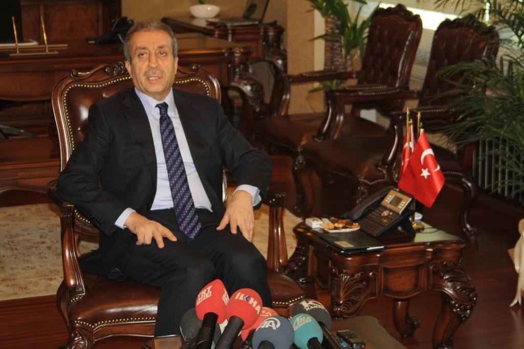 Bakan Eker: Mersin, Türkiye'nin en önemli ihraç kapılarından biri
