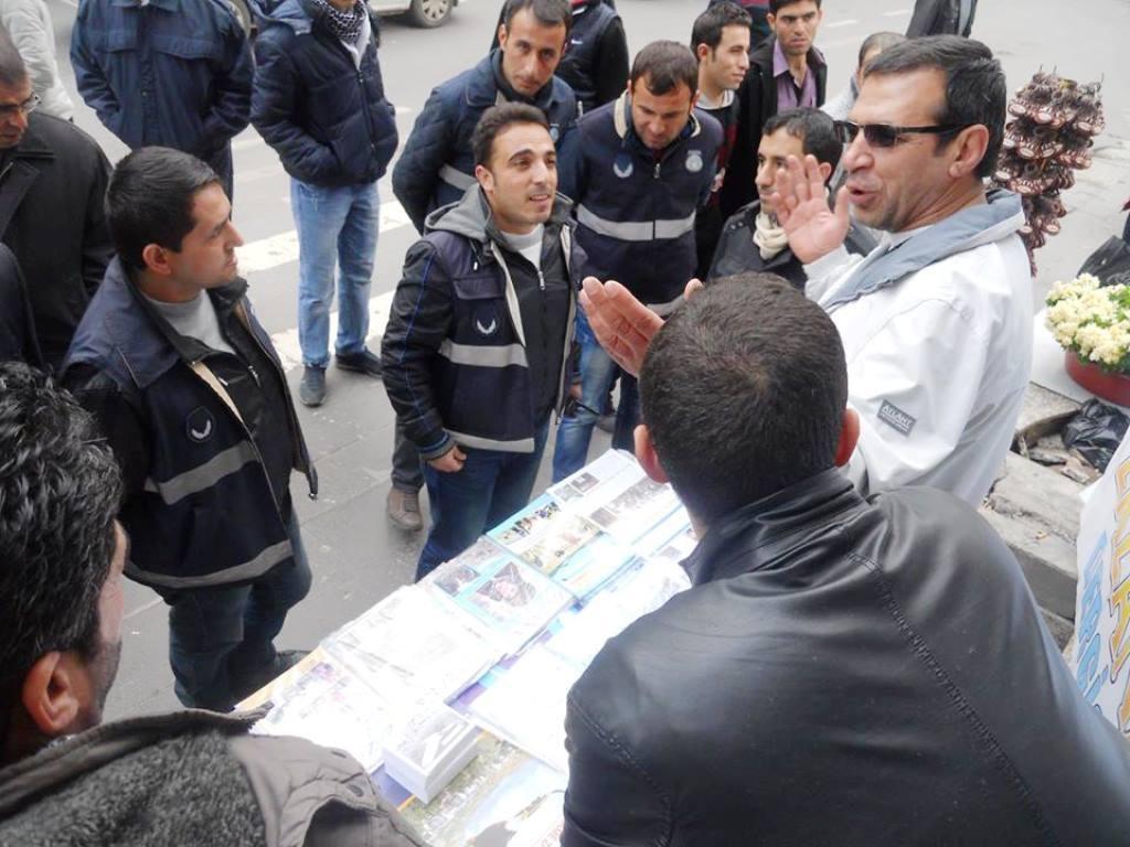 HDP'li belediye Zazaca faaliyetlerini engelledi
