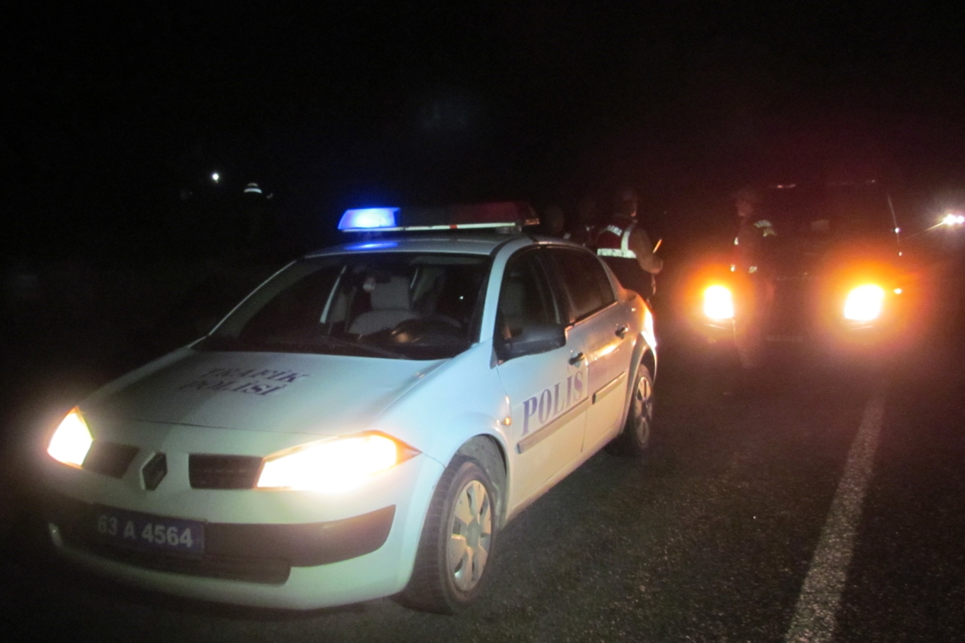 Siverek-Hilvan karayolunda kaza: Bir ölü, 4 yaralı
