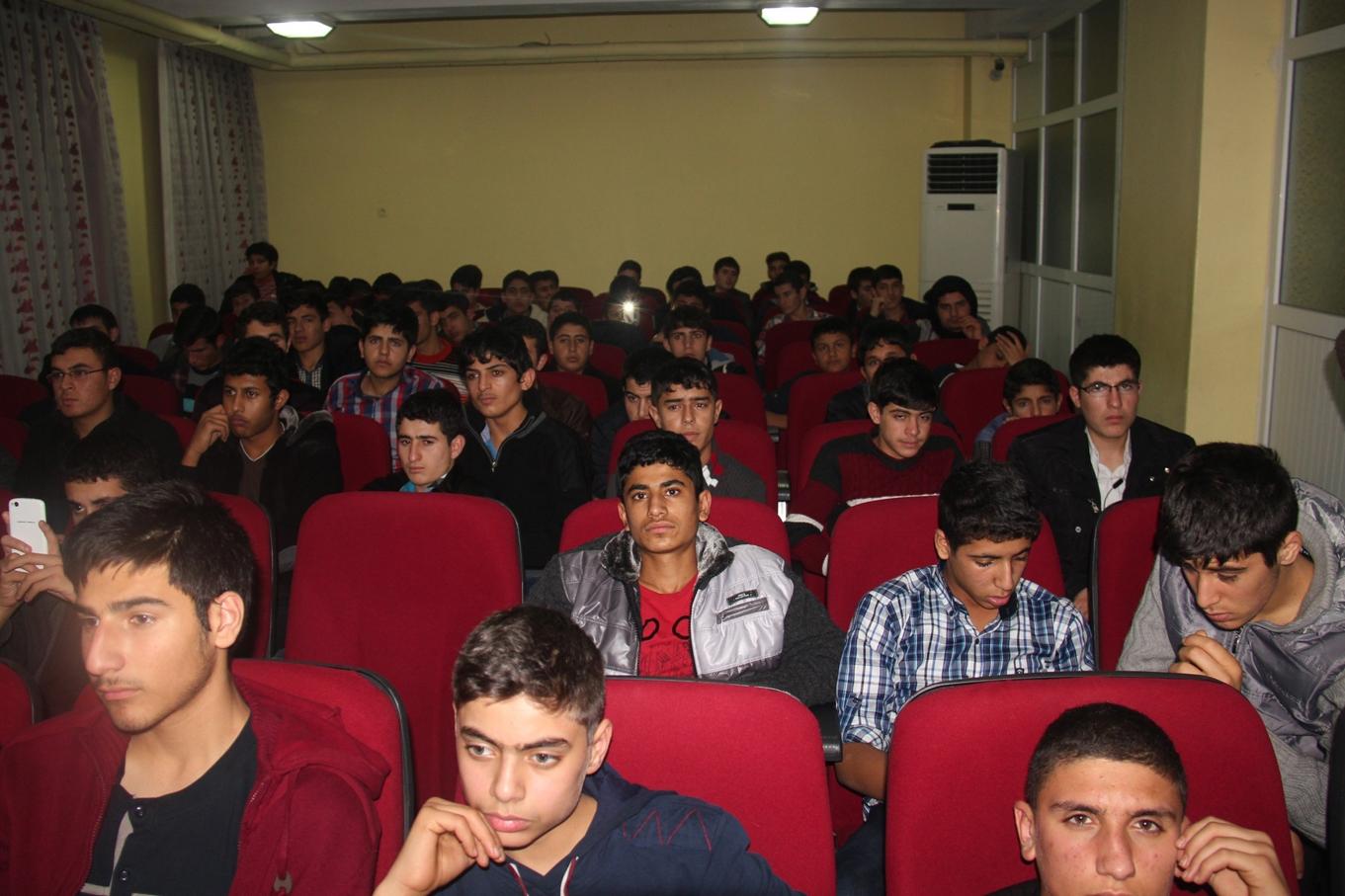 İmam hatip öğrencilerinden Mekke'nin Fethi programı