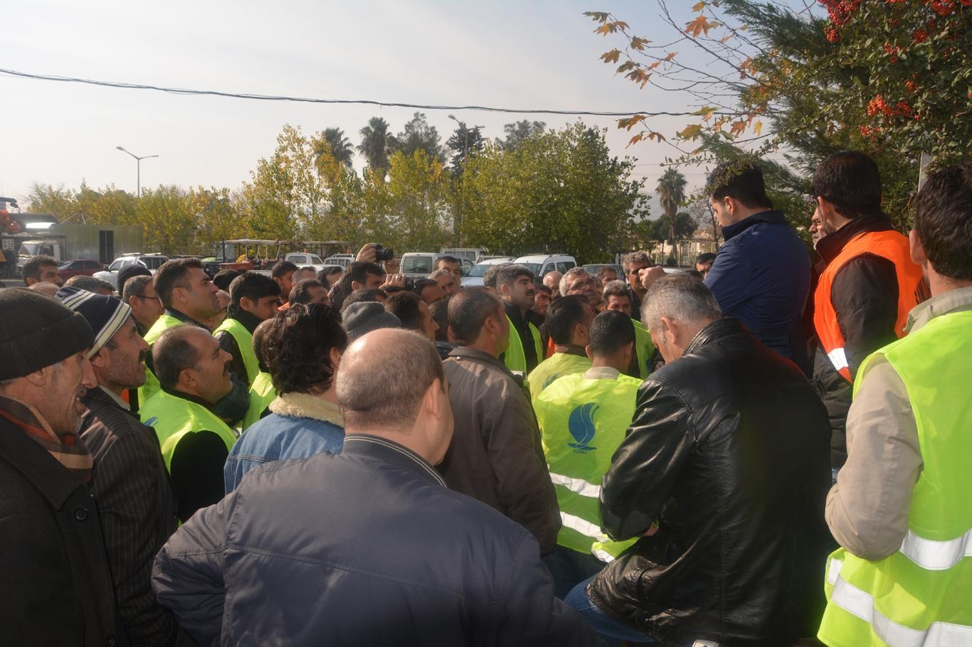 95 işçi işten çıkarılma tehlikesiyle karşı karşıya