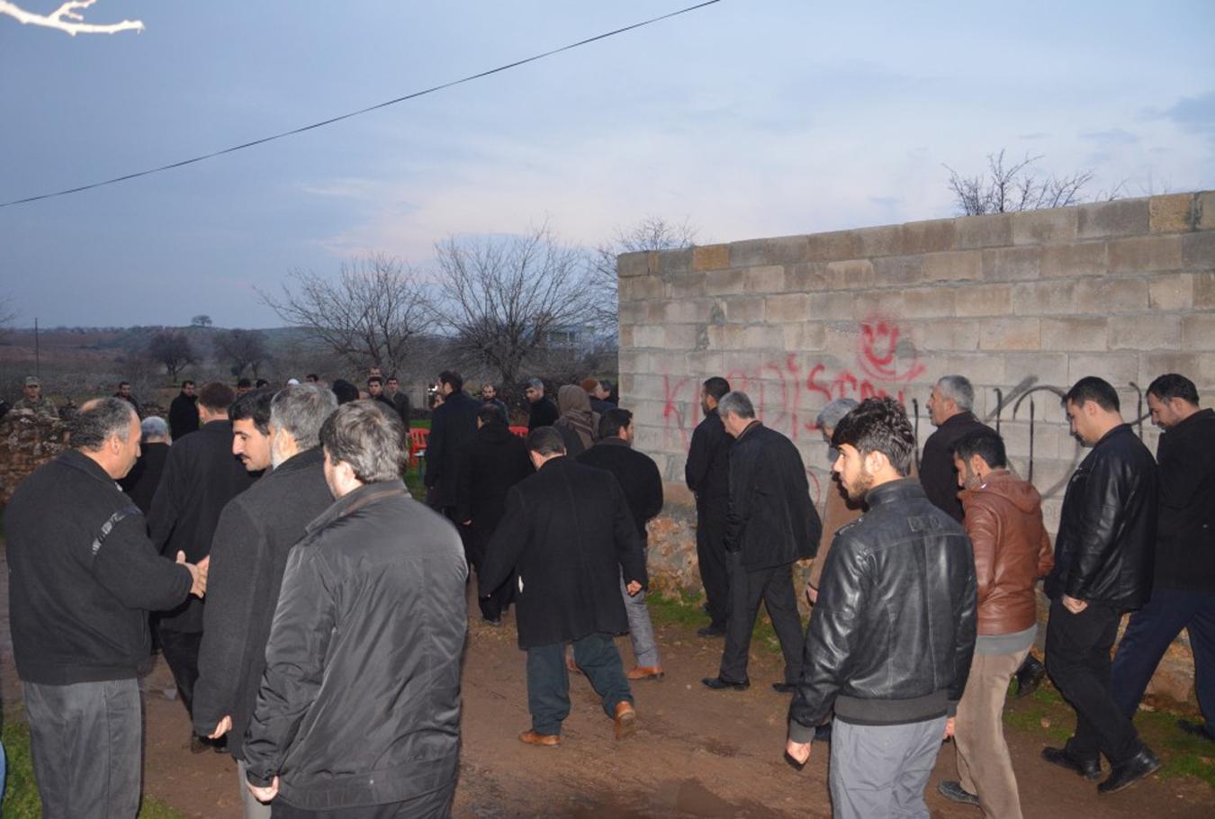 Bozova'da HÜDA PAR üyeleri hedef gösterildi