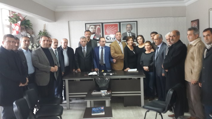 CHP Şanlıurfa İl Başkanı Belli Oldu