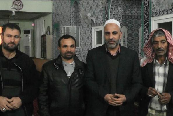 Urfa'da Ezana saygısızlık, imamına saldırdılar