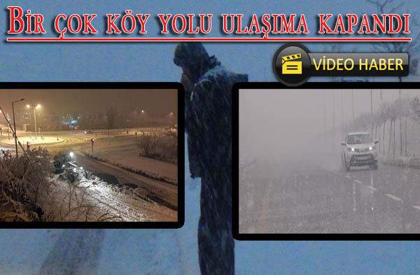 Doğu Kar Altında... (VİDEOLU)