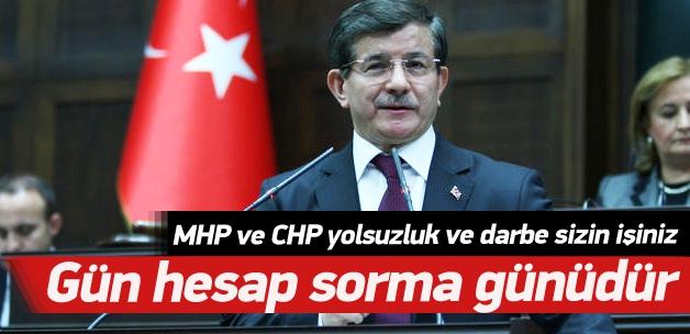 Davutoğlu: 'Komisyona müdahale etmedik'
