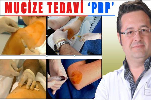 Kendi Kanınızdan Gelen Mucize Tedavi 'PRP'