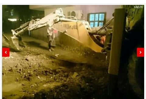 Cizre'de gerginlik: Ölü ve yaralılar var