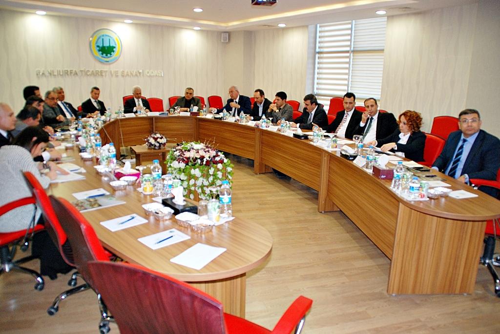Şanlıurfa'da 'Yenilenebilir Enerji' toplantısı yapıldı