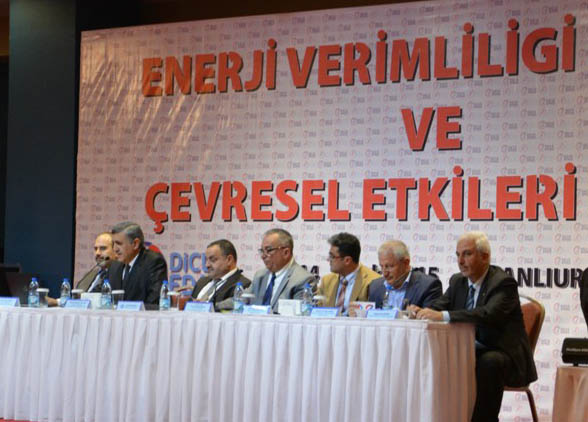 Şanlıurfa'da enerji tasarrufuyla ilgili panel düzenlendi