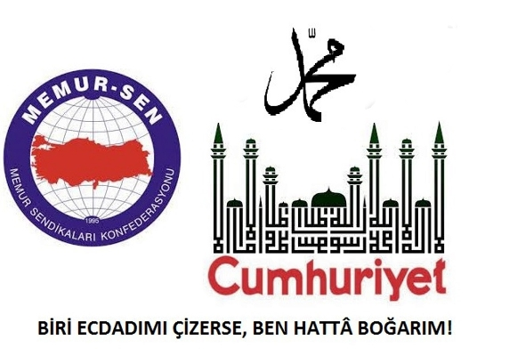 Cumhuriyet gazetesine sert tepki