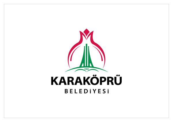 Karaköprü'ye 'Nar'lı logo (VİDEOLU)